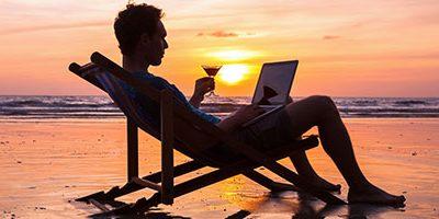 CMS onderhoud in je vakantie