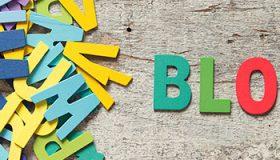 Bloggen vanuit letterbrij