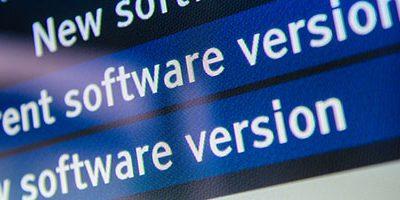 Website update systeemmelding