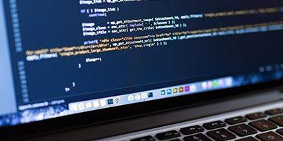 PHP scripting op een computer