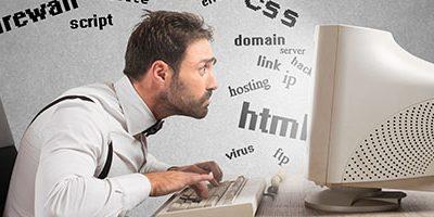 Webhosting programmeren voor een vintage PC