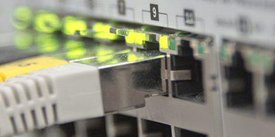 Website beveiliging via een netwerk switch