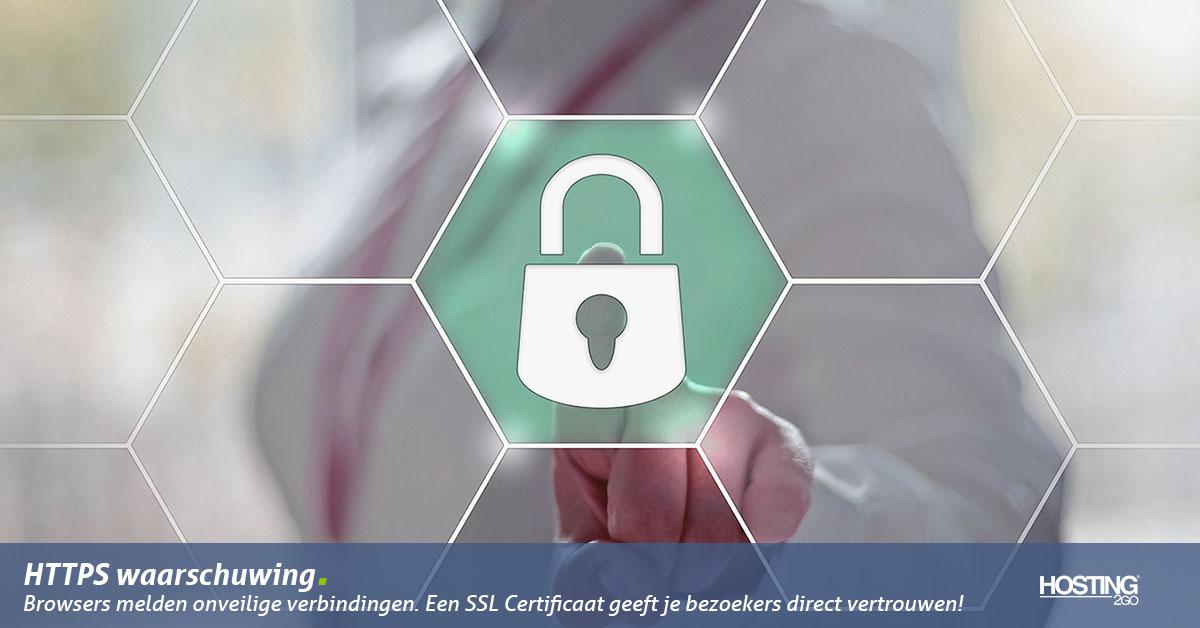 Je Verbinding Is Niet Privé Ssl Certificaat Lost Dit Op